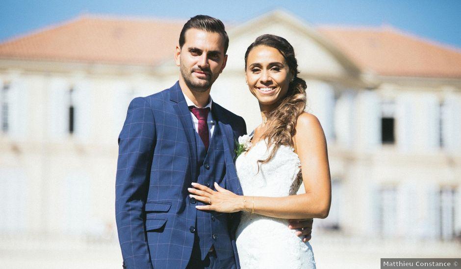 Le mariage de Bastien et Jessica à Marseille, Bouches-du-Rhône