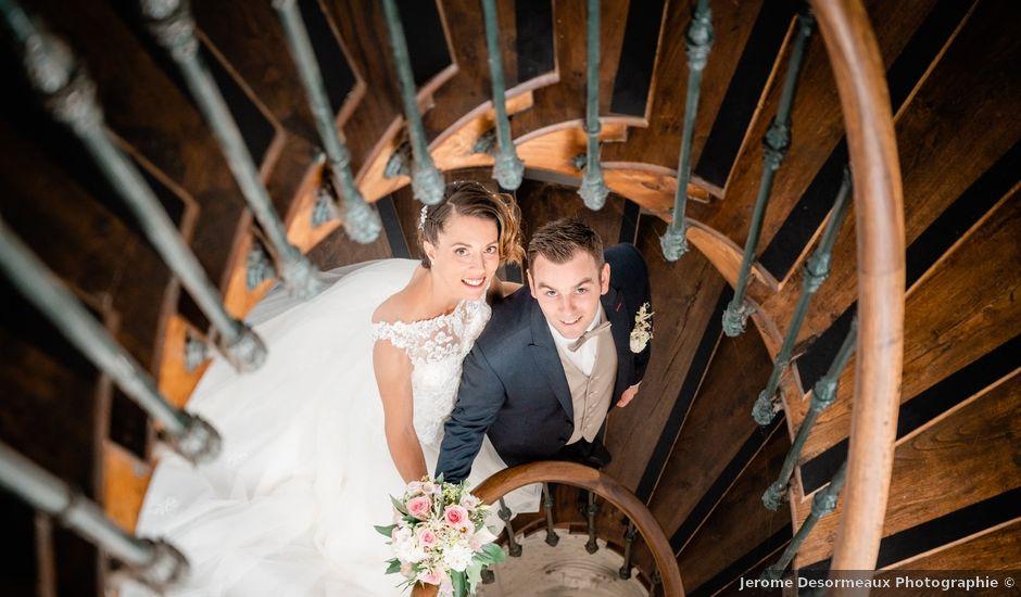 Le mariage de Cédric et Jennifer à Saint-Sylvestre-sur-Lot, Lot-et-Garonne