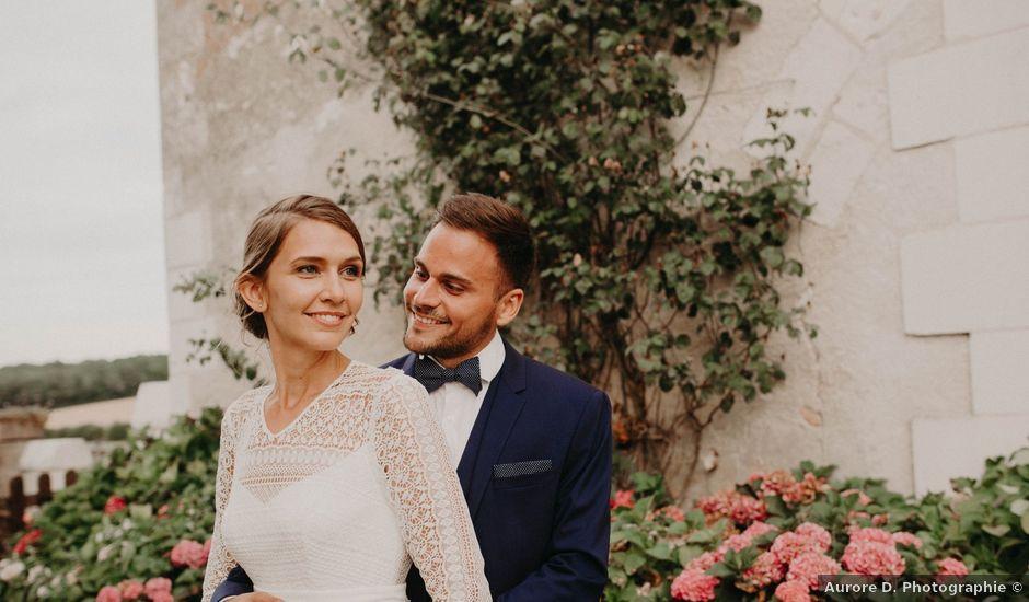 Le mariage de Aude et Maxime à Loches, Indre-et-Loire