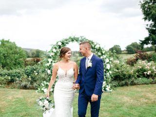 Le mariage de Hannah et Paul