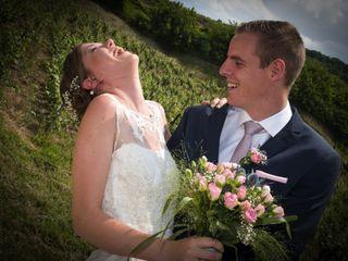 Le mariage de Marine et Alexis