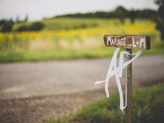 Le mariage de Lucie et Matthieu 1