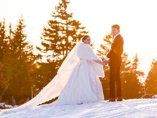 Le mariage de Ingrid et Cédric