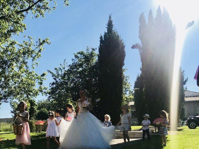 Le mariage de Antoine  et Dorine à Montussan, Gironde 17