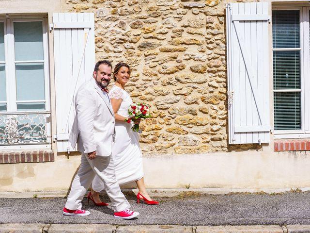 Le mariage de Arthur et Marie à Galluis, Yvelines 5