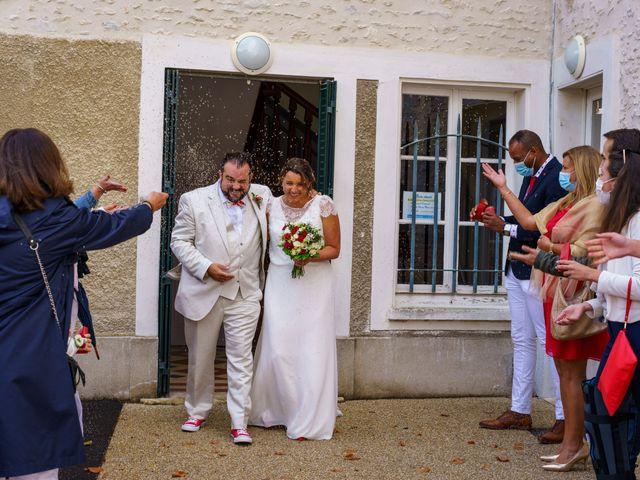 Le mariage de Arthur et Marie à Galluis, Yvelines 9