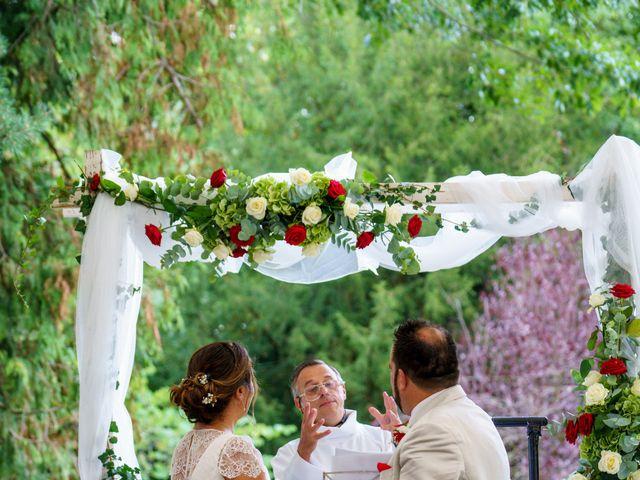 Le mariage de Arthur et Marie à Galluis, Yvelines 10
