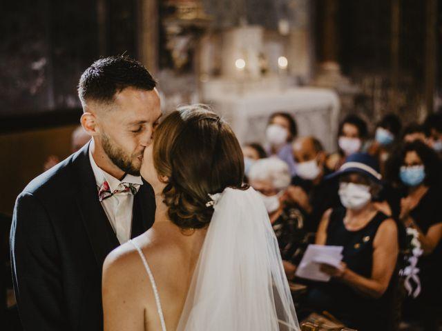 Le mariage de Remi et Anais à Lavaur, Tarn 4