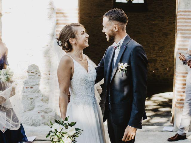 Le mariage de Remi et Anais à Lavaur, Tarn 7