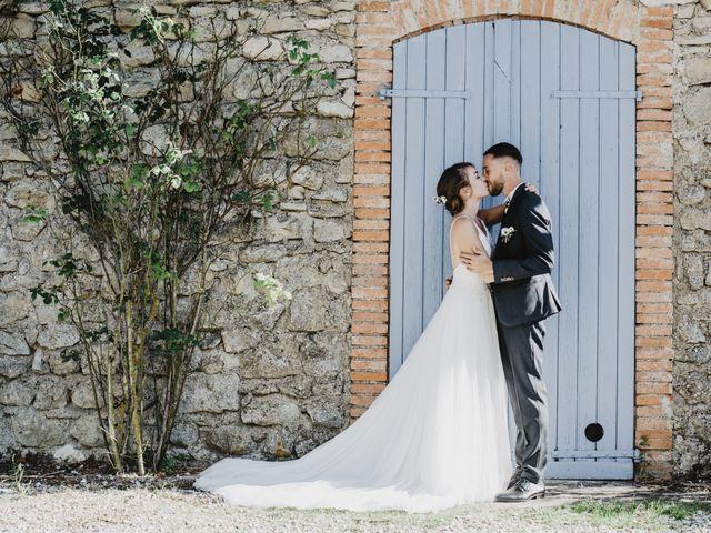 Le mariage de Remi et Anais à Lavaur, Tarn 10