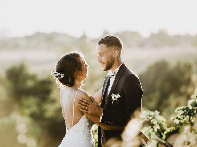 Le mariage de Remi et Anais à Lavaur, Tarn 14