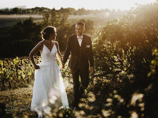 Le mariage de Remi et Anais à Lavaur, Tarn 16