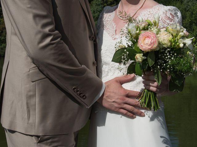 Le mariage de Jérôme et Orianne à Pomponne, Seine-et-Marne 1