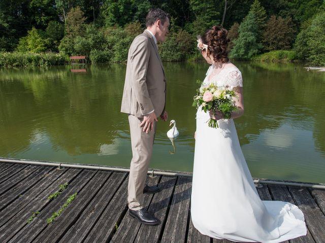 Le mariage de Jérôme et Orianne à Pomponne, Seine-et-Marne 2