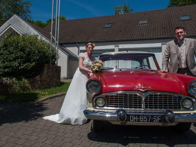 Le mariage de Jérôme et Orianne à Pomponne, Seine-et-Marne 6