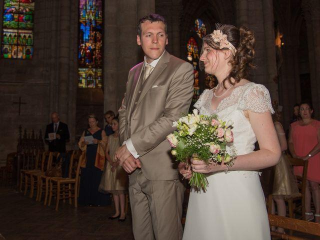 Le mariage de Jérôme et Orianne à Pomponne, Seine-et-Marne 8