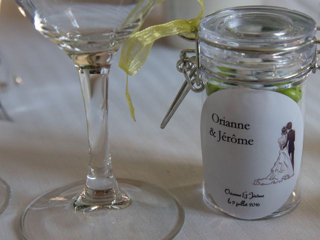 Le mariage de Jérôme et Orianne à Pomponne, Seine-et-Marne 15