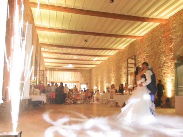 Le mariage de David et Candice à Courtalain, Eure-et-Loir 2