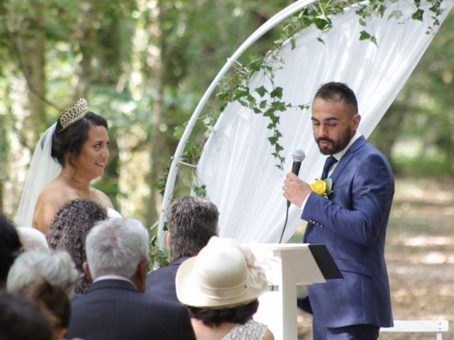 Le mariage de David et Candice à Courtalain, Eure-et-Loir 8