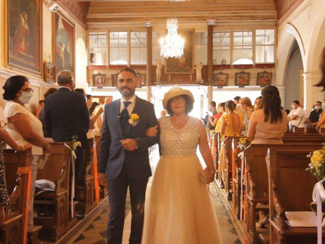 Le mariage de David et Candice à Courtalain, Eure-et-Loir 12