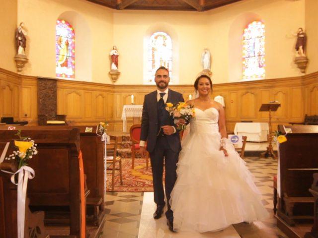 Le mariage de David et Candice à Courtalain, Eure-et-Loir 14