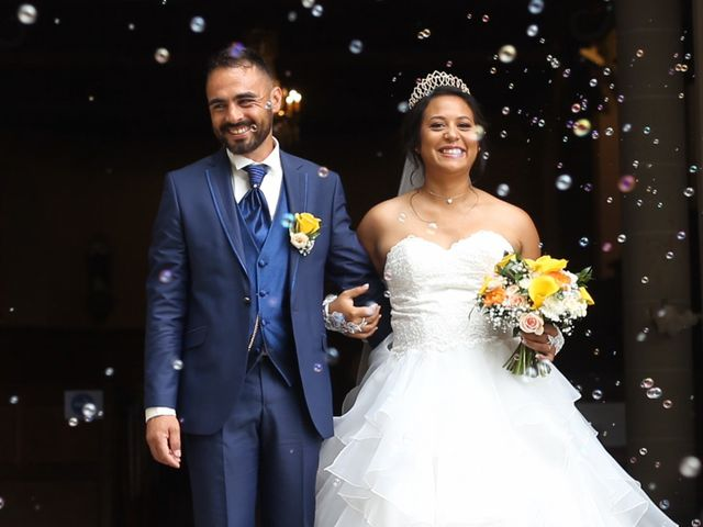 Le mariage de David et Candice à Courtalain, Eure-et-Loir 15