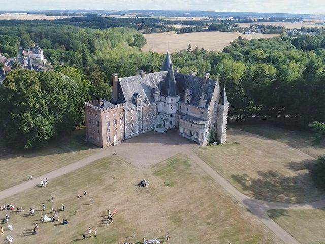 Le mariage de David et Candice à Courtalain, Eure-et-Loir 16