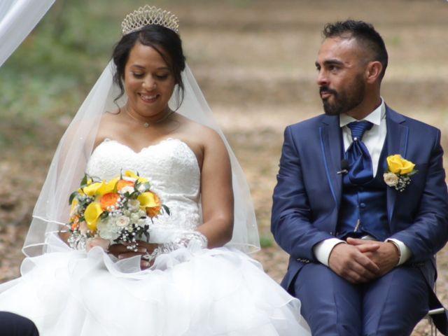 Le mariage de David et Candice à Courtalain, Eure-et-Loir 17