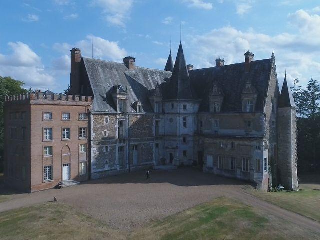 Le mariage de David et Candice à Courtalain, Eure-et-Loir 19