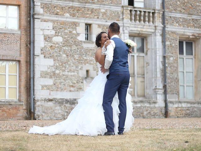 Le mariage de David et Candice à Courtalain, Eure-et-Loir 20