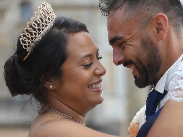 Le mariage de David et Candice à Courtalain, Eure-et-Loir 21