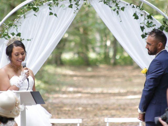 Le mariage de David et Candice à Courtalain, Eure-et-Loir 22