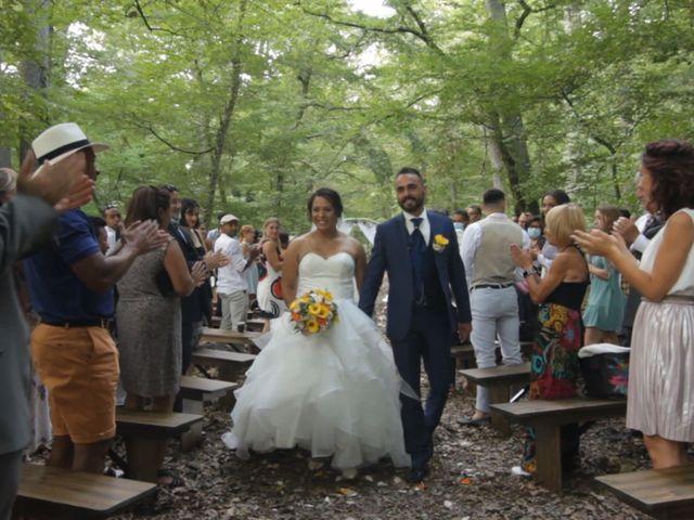 Le mariage de David et Candice à Courtalain, Eure-et-Loir 24