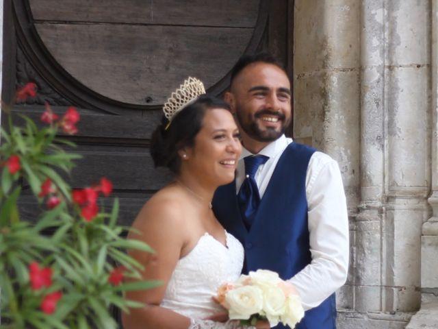 Le mariage de David et Candice à Courtalain, Eure-et-Loir 28