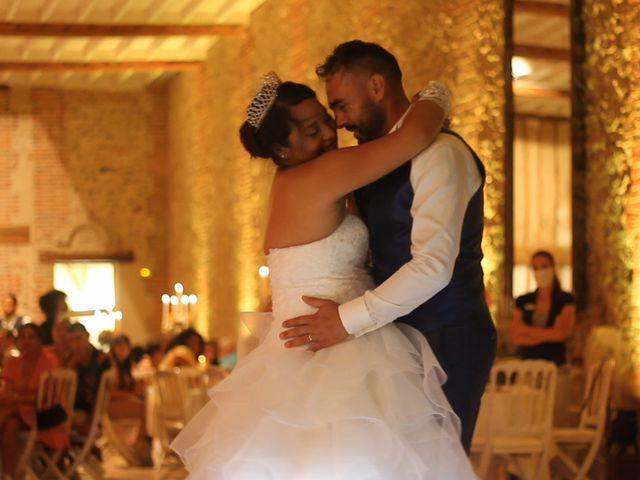 Le mariage de David et Candice à Courtalain, Eure-et-Loir 29
