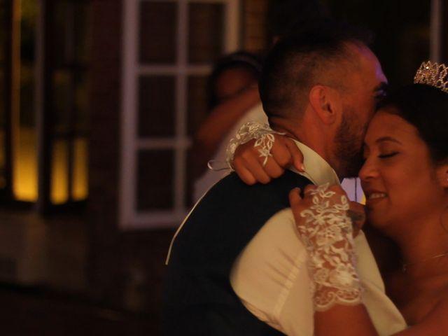 Le mariage de David et Candice à Courtalain, Eure-et-Loir 30