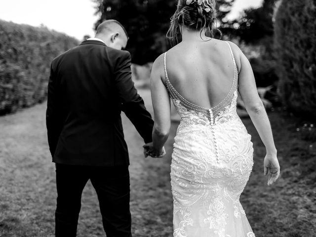 Le mariage de Paul et Hannah à Granville, Manche 1