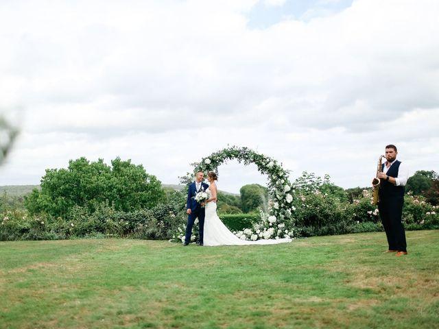 Le mariage de Paul et Hannah à Granville, Manche 16
