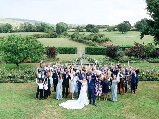 Le mariage de Paul et Hannah à Granville, Manche 17