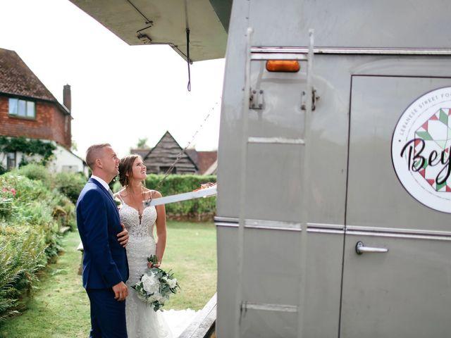 Le mariage de Paul et Hannah à Granville, Manche 18