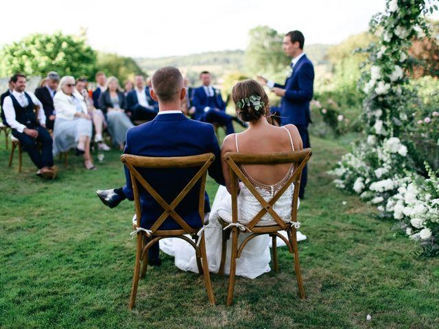 Le mariage de Paul et Hannah à Granville, Manche 20