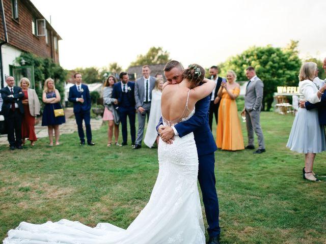 Le mariage de Paul et Hannah à Granville, Manche 22