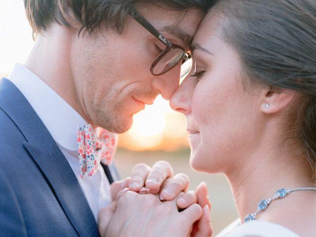 Le mariage de David et Chloé à Paudy, Indre 7
