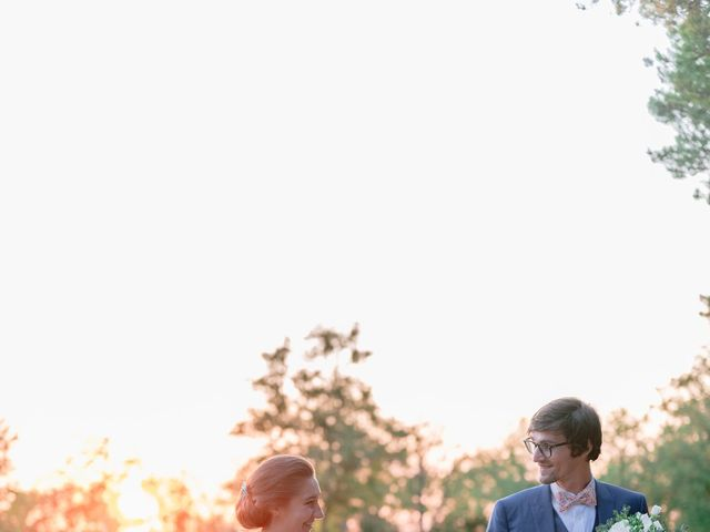 Le mariage de David et Chloé à Paudy, Indre 8