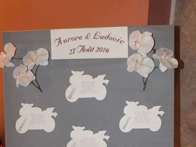 Le mariage de Ludovic et Aurore à Mansigné, Sarthe 3