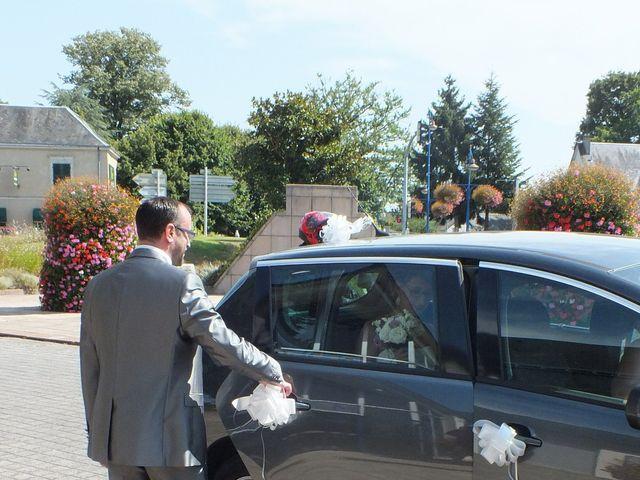 Le mariage de Ludovic et Aurore à Mansigné, Sarthe 12