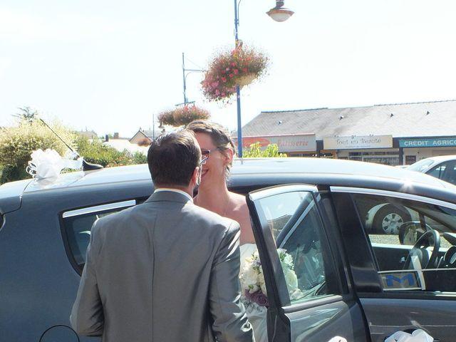 Le mariage de Ludovic et Aurore à Mansigné, Sarthe 13