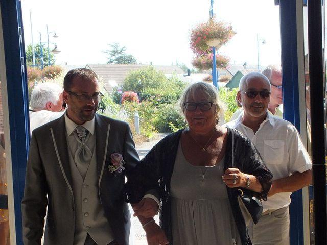 Le mariage de Ludovic et Aurore à Mansigné, Sarthe 14