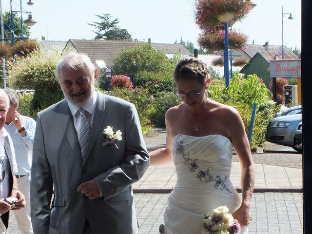 Le mariage de Ludovic et Aurore à Mansigné, Sarthe 15