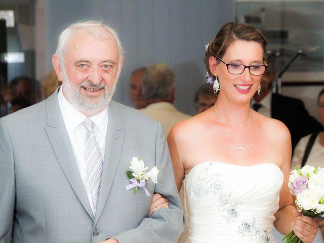 Le mariage de Ludovic et Aurore à Mansigné, Sarthe 16